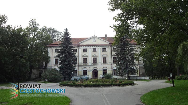Pałac w Koniecpolu - Tomasz2706 / Wikipedia / CC BY-SA 3.0 pl