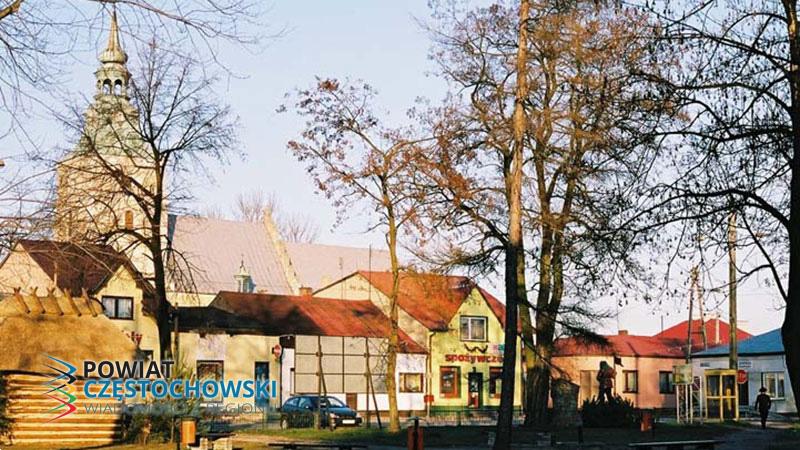 Rynek w Lelowie - Grzadam / Wikipedia / CC BY-SA 3.0