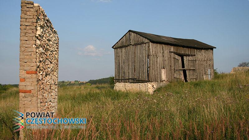Zabytkowe stodoły - Przykuta - Praca własna / Wikipedia / GFDL