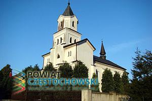 Kościół w Kamienicy Polskiej - Waraciła / Wikipedia / CC BY-SA 4.0