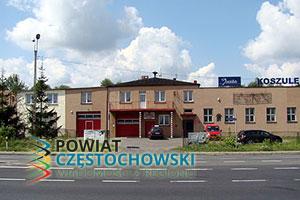 Wanaty - Remiza strażacka - Waraciła / Wikipedia / CC BY-SA 4.0