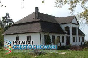 Dworek w Rzekach Wielkich - Jerzy Wiewiórowski, Drawno - Praca własna / Wikipedia / Public Domain
