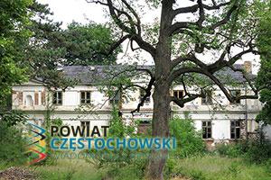 Pałac w Białej Wielkiej - LuzynaS / Wikipedia / CC BY-SA 3.0 pl