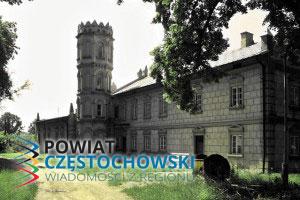 Pałac w Kłobukowicach - MateuszFD - Praca własna / Wikipedia / CC BY-SA 3.0