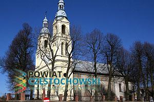 Kościół w Borownie - Przykuta / Wikipedia / CC BY-SA 3.0