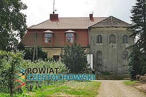 Pałac w Borownie - Magdalia25 / Wikipedia / CC BY-SA 3.0 pl