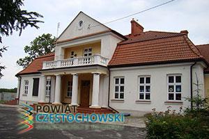 Dworek Wereszczyńskich w Kościelcu - Polar123 / Wikipedia / CC BY-SA 3.0 pl