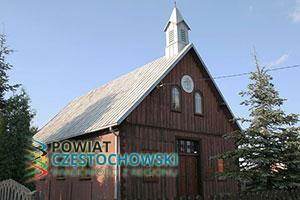 Kościół w Starczy - Przykuta / Wikipedia / CC BY-SA 3.0