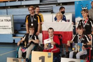 Polscy zawodnicy zdominowali 23 Międzynarodowy Hawirowski Turniej BOCCIA w Czechach