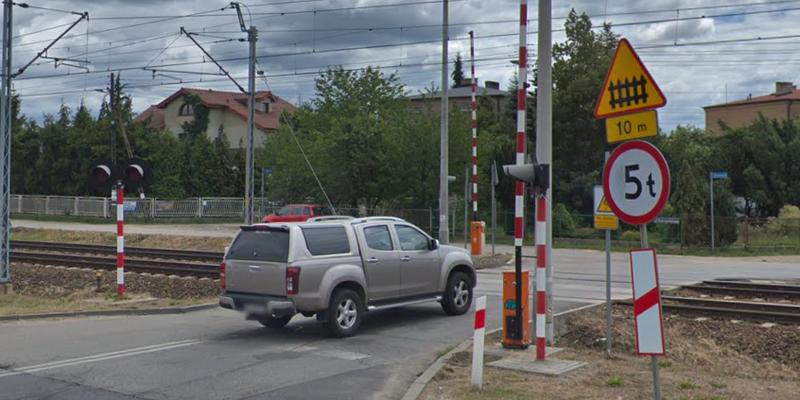 Zamknięcie przejazdu kolejowego w Blachowni przy skrzyżowaniu ulicy Konopnickiej i Kawowej