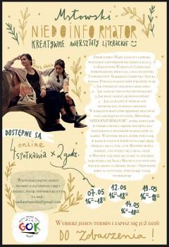 Kreatywne Warsztaty Literackie