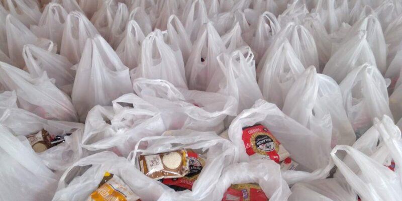 Odbiór Paczek Żywnościowych