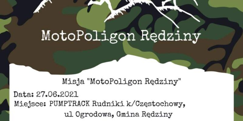 MotoPoligon Rędziny 2021
