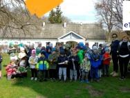 eTwinning – przedszkolaki ze Złotego Potoku realizują projekt