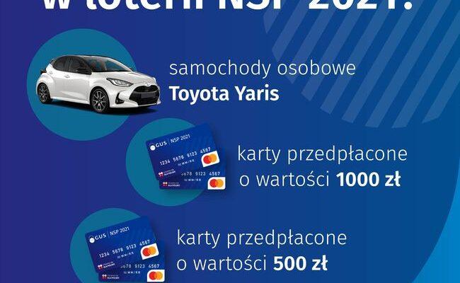 Co mozna wygrać w loterii NSP 2021
