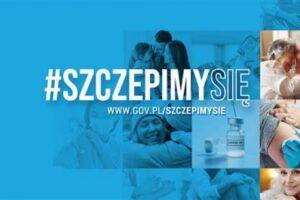 Informacja dotycząca ilości osób zaszczepionych w gminie Lelów