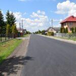 Remont drogi powiatowej 1040S: Brzyszów – Małusy Małe