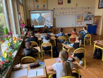 Współpraca e-Twinning ze szkołą na Malcie