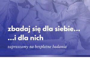 Bezpłatne badanie kolonoskopii dla mieszkańców powiatu częstochowskiego