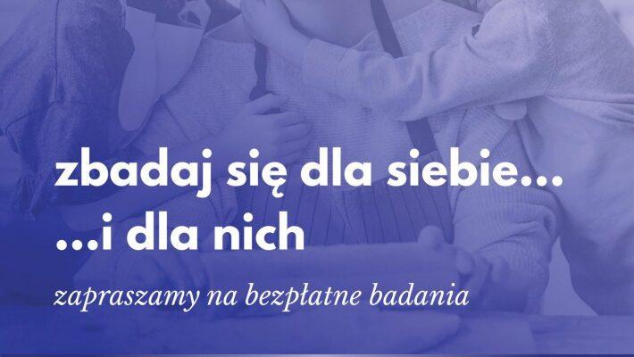 Bezpłatne badania kolonoskopii dla mieszkańców powiatu częstochowskiego.