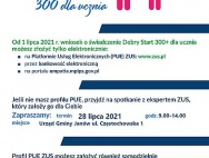Dobry Start 300+ – spotkanie z ekspertem