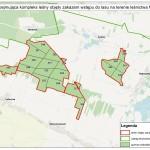 Nadleśniczy wprowadził zakaz wstępu do lasu na terenie Leśnictwa Mełchów
