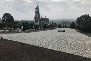 Zakończono budowę parkingu