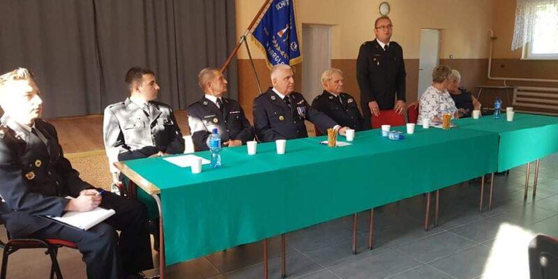 11.09.2021 w Bargłach odbyło się walne zebranie sprawozdawczo-wyborcze za rok 2020r