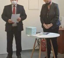 """II edycja konkursu plastycznego pod patronatem Wójta Gminy Mykanów Dariusza Pomady """"Maluję z Mistrzem"""""""