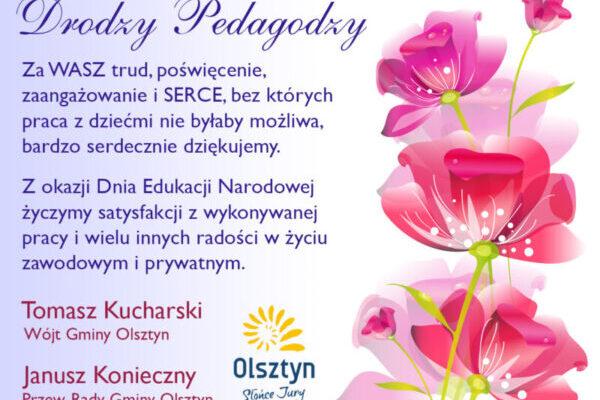 14 Października Dzień Edukacji Narodowej