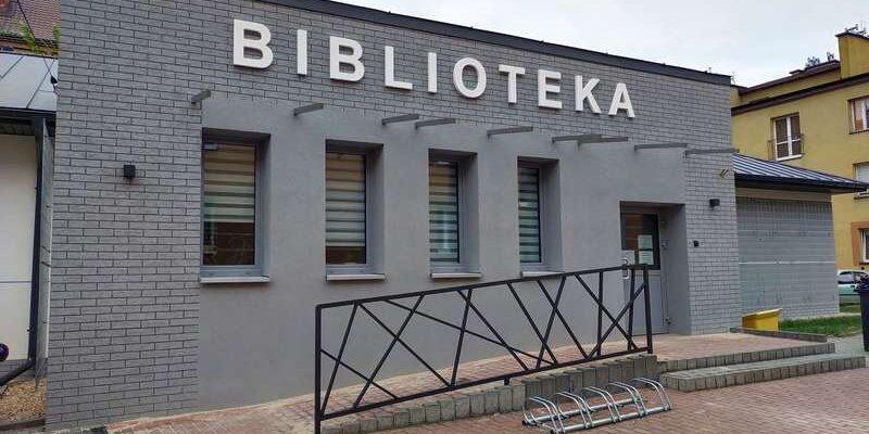 Termomodernizacja Biblioteki Miejskiej zakończona