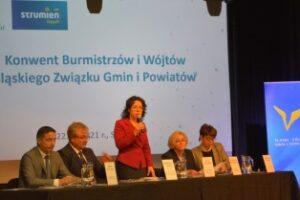 Konwent Burmistrzów i Wójtów w Strumieniu