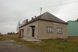 Przebudowa budynku remizy w Srocku