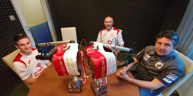 UKS Speedway Rędziny iWiktor Andryszczak wywiad dla Radia Jura